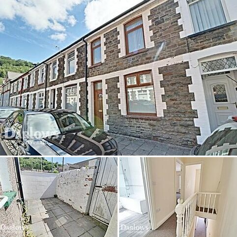 3 bedroom terraced house for sale - Llewelyn Street, Pontypridd