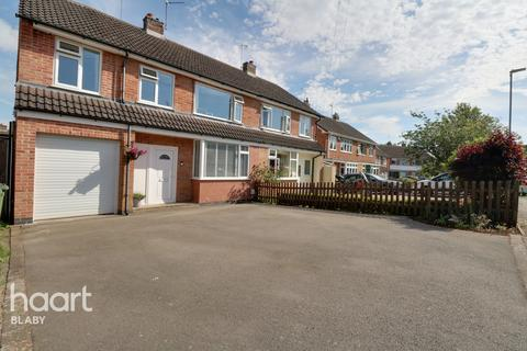 4 bedroom semi-detached house for sale - Hillberry Close, Leicester