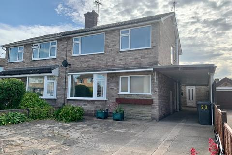 4 bedroom semi-detached house to rent - Brentwood Crescent, York, YO10
