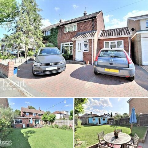 4 bedroom semi-detached house for sale - Flemming Crescent, Leigh-On-Sea