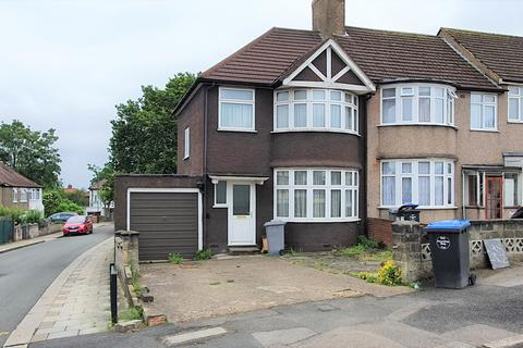 3 bedroom end of terrace house for sale - Wakemans Hill Avenue, Kingsbury