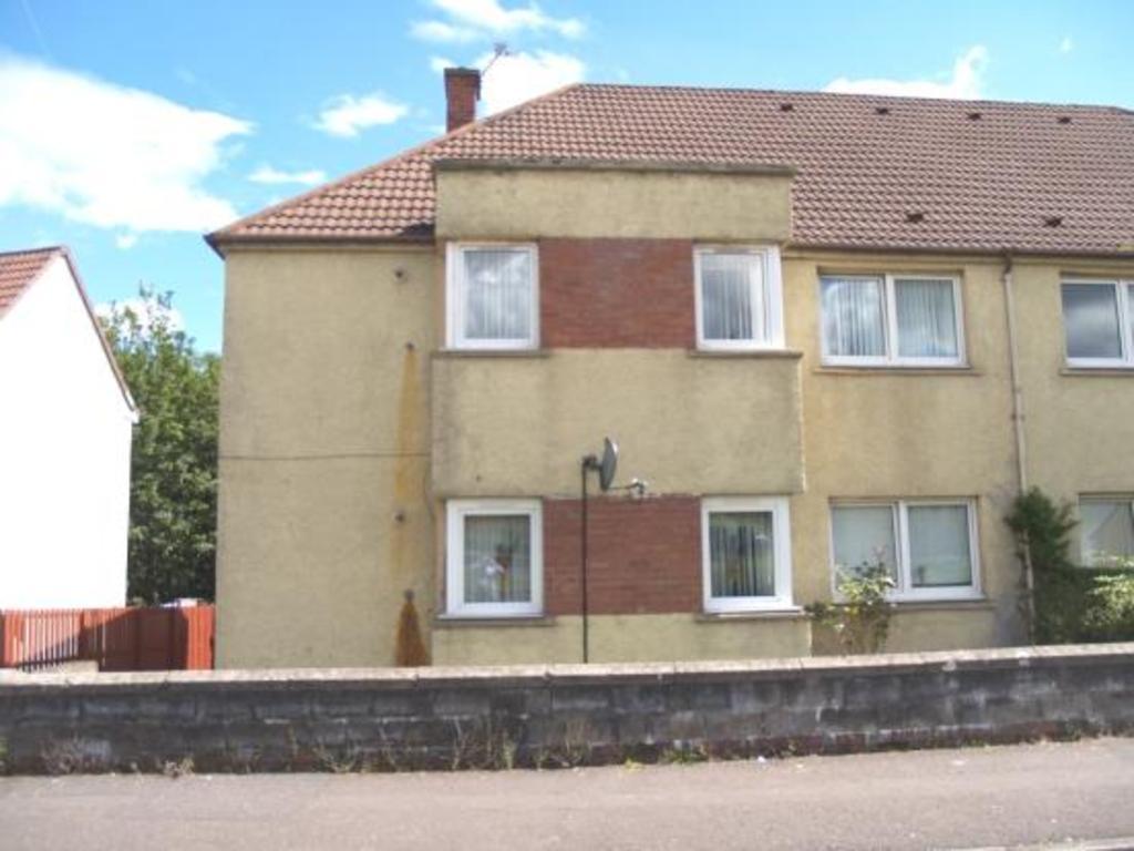 3 Bedrooms Flat for sale in Lomond Road, Coatbridge ML5