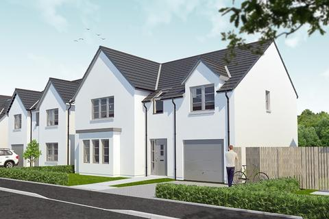 4 bedroom detached house for sale - Plot 129, The Lyon E Lodge Dr, New Mains of Ury AB39