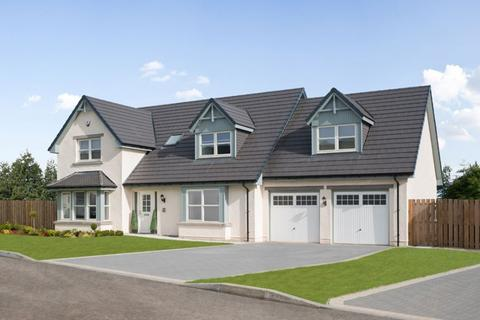 5 bedroom detached house for sale - Plot 128, The Drumallan E Lodge Dr, New Mains of Ury AB39