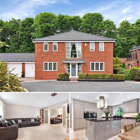 4 bedroom detached house for sale - Lavender Walk, Coleorton, Coalville