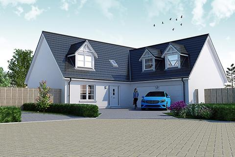 5 bedroom detached house for sale - Plot 95, The Strathdon E Lodge Dr, New Mains of Ury AB39