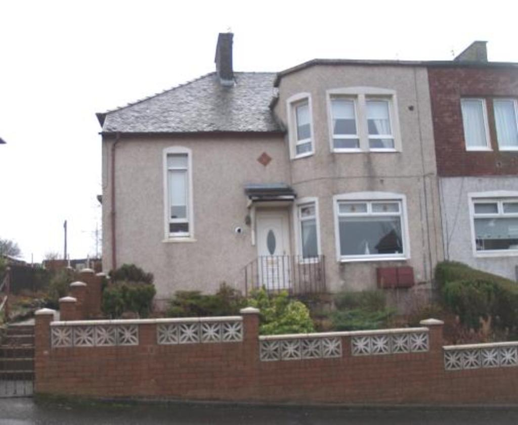 2 Bedrooms Flat for sale in Morven Street, Coatbridge ML5