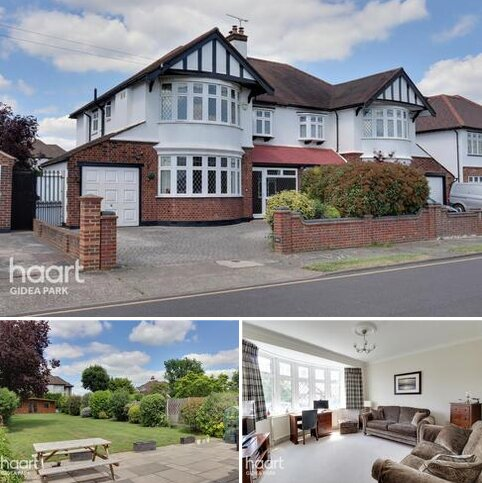 4 bedroom semi-detached house for sale - Wayside Close, Romford