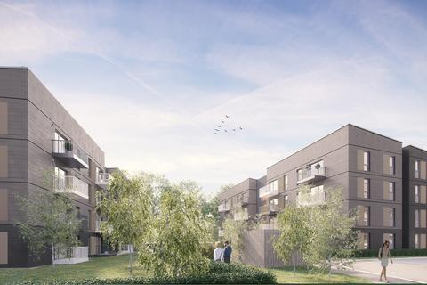 2 bedroom apartment for sale - Plot Two bed , BoKlok on the Lake at Stubbings Property Marketing, Fulbeck Avenue BN13