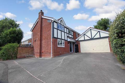 4 bedroom detached house for sale - Field Close,Locks Heath,Southampton,SO31 6TX