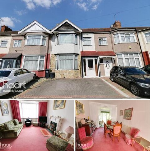 3 bedroom terraced house for sale - Shere Road, Gants Hill