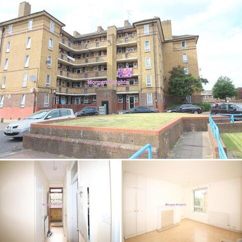 1 bedroom apartment to rent - Devitt House, Wades Place E14