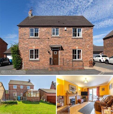 4 bedroom detached house for sale - Lupin Close, Moorside, Oldham, OL1