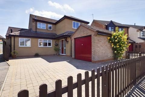 3 bedroom detached house for sale - Aland Gardens, Broughton Astley, Leicester, Leicestershire