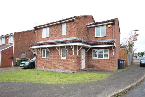 4 bedroom detached house to rent - Corbridge Drive, Luton, LU2