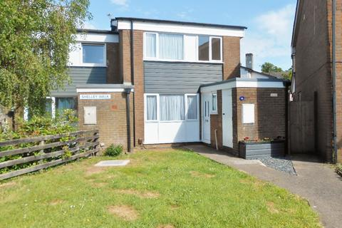 3 bedroom semi-detached house to rent - Shelley Walk, Cardiff CF24 3DX