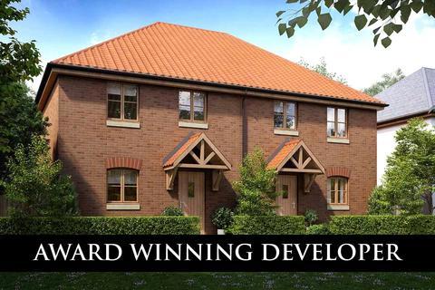 3 bedroom semi-detached house for sale - Upbury Grange, Yetminster, Sherborne, DT9