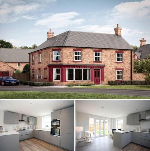 4 bedroom detached house for sale - Plot 14, The Carlton at Manor Fields, The Long Shoot CV11