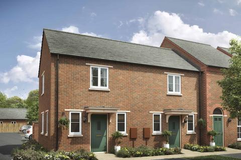 1 bedroom terraced house for sale - Plot 523, The Bardon I at Earl's Walk, Tay Road LE19