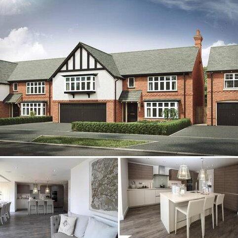4 bedroom detached house for sale - Plot 113, The Southall R at Ratcliffe Gardens, Ratcliffe Road LE12