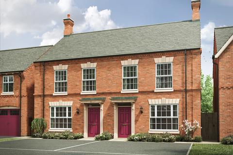 3 bedroom semi-detached house for sale - Plot 542, The Warwick at Earl's Walk, Tay Road LE19