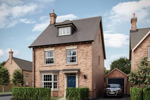 4 bedroom detached house for sale - Plot 77, The Newark 3rd Edition at Davidsons at Lubenham View, Davidsons at Lubenham View, Harvest Road, Off Lubenham Hill LE16
