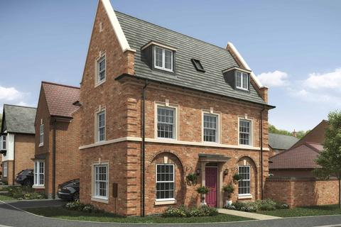 4 bedroom detached house for sale - Plot 642, The Milton at Western Gate, LE19