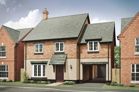 4 bedroom detached house for sale - Plot 164, The Lancaster 4th Edition at Alexandra Place, Mapperley Plains NG3