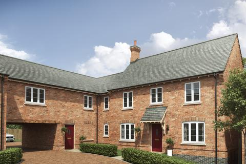 3 bedroom end of terrace house for sale - Plot 631, The Dorset B at Western Gate, LE19