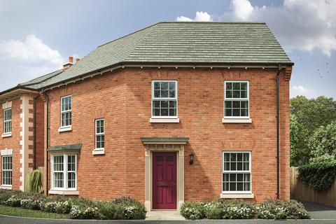 3 bedroom detached house for sale - Plot 162, The Hutton Georgian at Alexandra Place, Mapperley Plains NG3