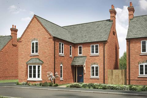 4 bedroom detached house for sale - Plot 52, The Draycott at Davidsons at Lubenham View, Davidsons at Lubenham View, Harvest Road, Off Lubenham Hill LE16
