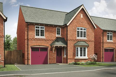 4 bedroom detached house for sale - Plot 157, The Farnhill B 4th Edition at Alexandra Place, Mapperley Plains NG3