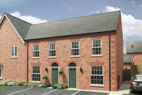 3 bedroom terraced house for sale - Plot 144, The Thetford Mid Terrace at Woodlands Rest, Shefford Road, Meppershall SG17