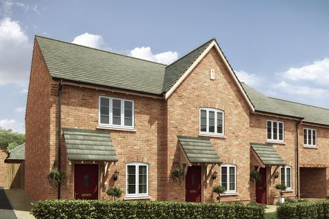 2 bedroom terraced house for sale - Plot 635, The Dudley BG at Western Gate, LE19