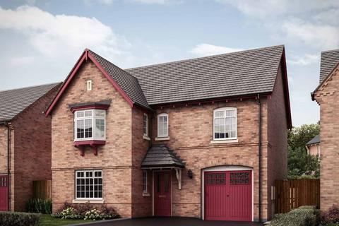 4 bedroom detached house for sale - Plot 142, The Farnhill W Third Edition at Grange View, Grange Road, Lower Bardon LE67