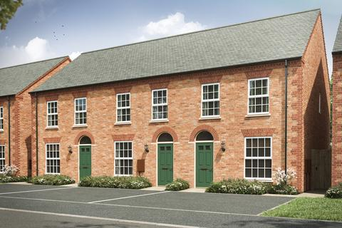 3 bedroom terraced house for sale - Plot 10, 12 , The Carnel GI at Alexandra Place, Mapperley Plains NG3