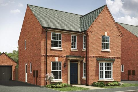 4 bedroom detached house for sale - Plot 641, The Bolsover at Western Gate, LE19