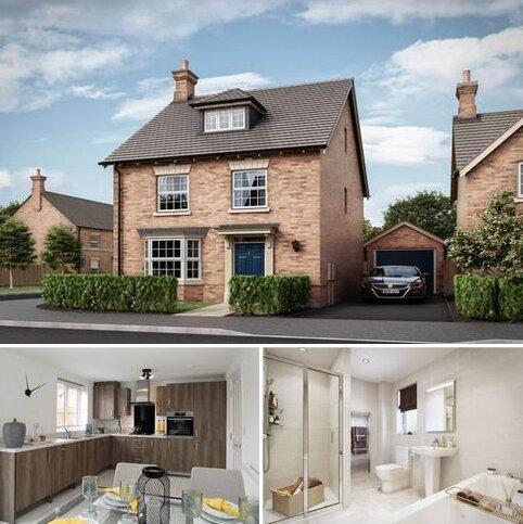 4 bedroom detached house for sale - Plot 94, The Newark at The Wheatfields, Long Street Road, Hanslope MK19