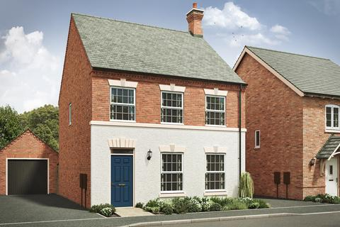 3 bedroom detached house for sale - Plot 8, The Stanbrook I at Alexandra Place, Mapperley Plains NG3