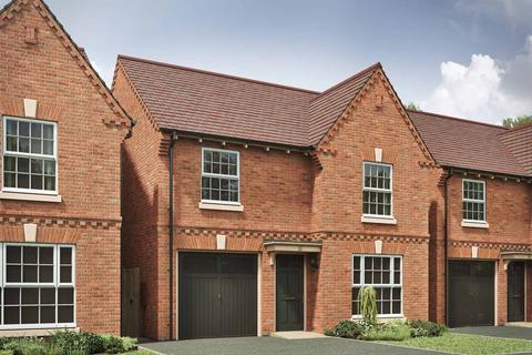3 bedroom detached house for sale - Plot 132, 133, The Alford Georgian 4th Edition at Grange View, Grange Road, Lower Bardon LE67