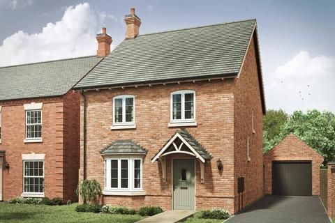 4 bedroom detached house for sale - Plot 135, The Lincoln 4th Edition at Grange View, Grange Road, Lower Bardon LE67