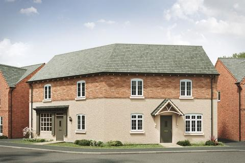 2 bedroom semi-detached house for sale - Plot 4, The Fenny MH at Alexandra Place, Mapperley Plains NG3