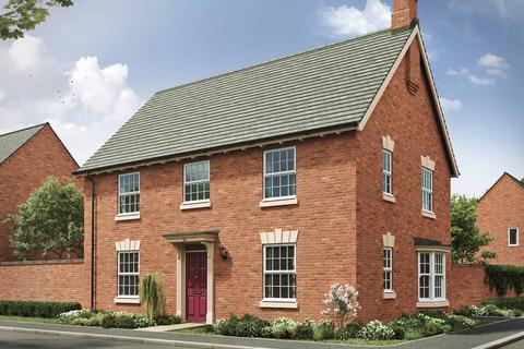4 bedroom detached house for sale - Plot 51, The Bicton Georgian 4th Edition at Davidsons at Lubenham View, Davidsons at Lubenham View, Harvest Road, Off Lubenham Hill LE16