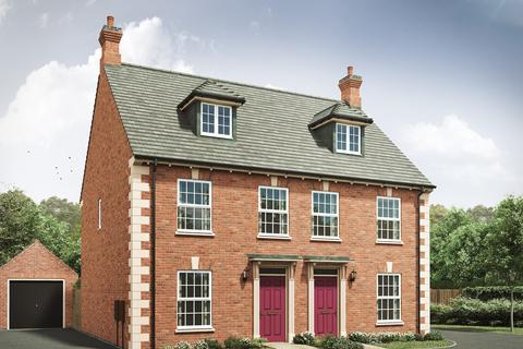 3 bedroom semi-detached house for sale - Plot 6, 7, The Thornton G at Alexandra Place, Mapperley Plains NG3