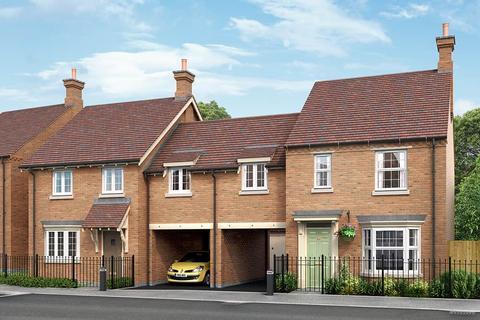 3 bedroom link detached house for sale - Plot 128, The Chillingham at Grange View, Grange Road, Lower Bardon LE67