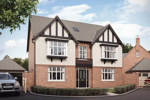 5 bedroom detached house for sale - Plot 70, The Thorne at Grange View, Grange Road, Lower Bardon LE67