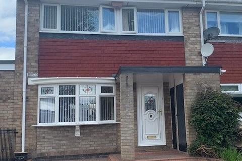 3 bedroom end of terrace house for sale - Low Biggin, Westerhope, NE5