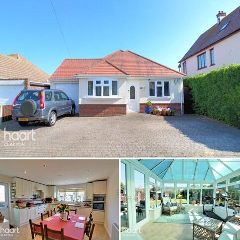 3 bedroom detached bungalow for sale - Madeira Road, Clacton-On-Sea