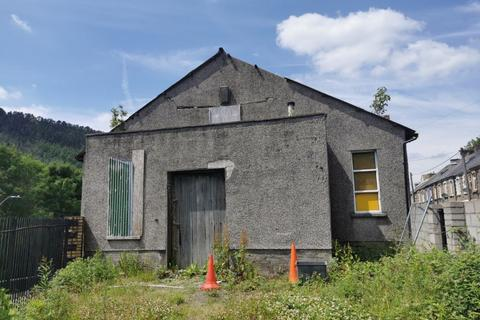 Plot for sale - Vivian Street, Abertillery. NP13 2LF