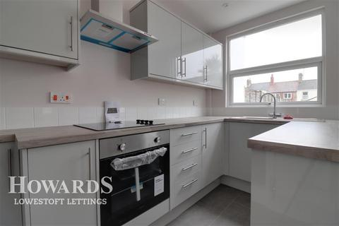 2 bedroom terraced house to rent - Princes Road, North Lowestoft